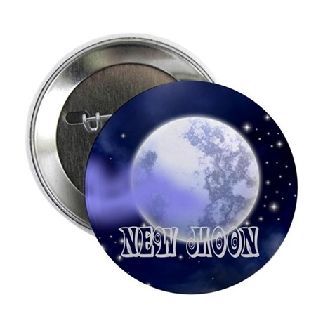 "New Moon Night Sky 2.25"" Button (10 pack)"