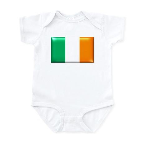 Flag of Ireland Infant Bodysuit