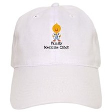 Family Medicine Chick Baseball Cap