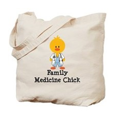 Family Medicine Chick Tote Bag