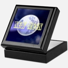 New Moon Keepsake Box