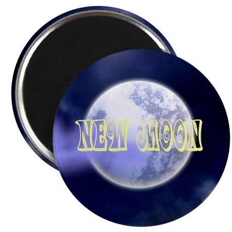 """New Moon 2.25"""" Magnet (100 pack)"""
