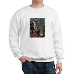 Paka the Serval Sweatshirt