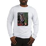 Paka the Serval Long Sleeve T-Shirt