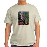 Paka the Serval Light T-Shirt
