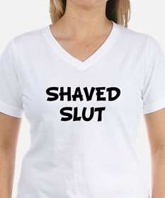 SHAVED SLUT Shirt