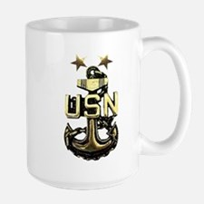 Master Chief Anchor Mug