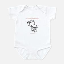 Body Disposal Infant Bodysuit