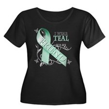 I Wear Teal for my Friend T