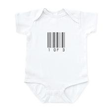 1 of 3 Infant Bodysuit