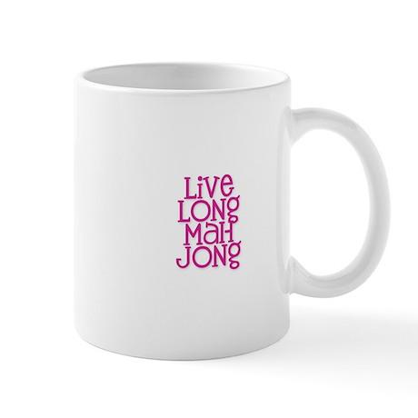 Live Long Mah Jong Mug