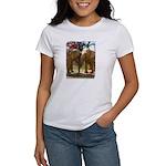 Gypsy & Wanda - Asian Elephants Women's T-Shirt