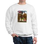 Gypsy & Wanda - Asian Elephants Sweatshirt