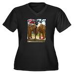 Gypsy & Wanda - Asian Elephants Women's Plus Size