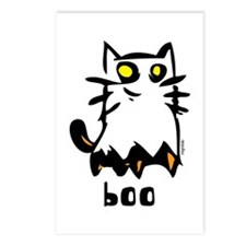 Ghost Kitty Postcards (Package of 8)
