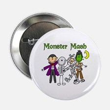 "Monster Mash 2.25"" Button"