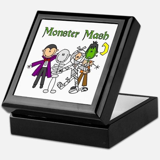 Monster Mash Keepsake Box