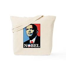 Obama Peace Prize Tote Bag