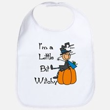 Little Bit Witchy Bib