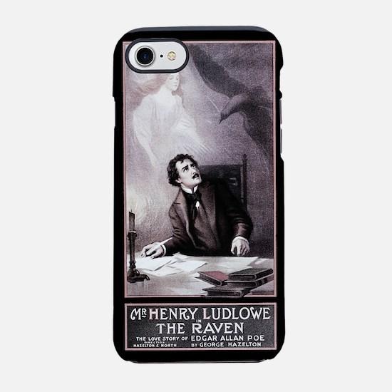 vintage-the-raven_sb.png iPhone 7 Tough Case