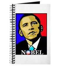 Obama Peace Prize Winner Journal
