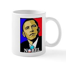 Obama Peace Prize Winner Mug