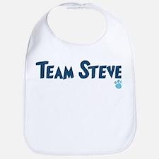 Team Steve Bib