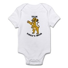 Emily's Roar... Infant Bodysuit