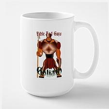 Bible Bad Guys: Goliath Large Mug