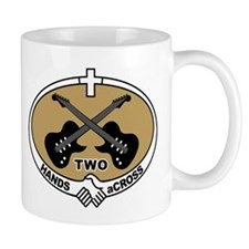 Two Hands Band Shirt Mug