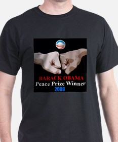 fistbump For peace T-Shirt