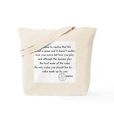 pennywise lyrics 1 Tote Bag