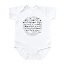 pennywise lyrics 2 Infant Bodysuit
