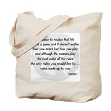 pennywise lyrics 2 Tote Bag