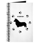 corgi - pembroke outline Journal