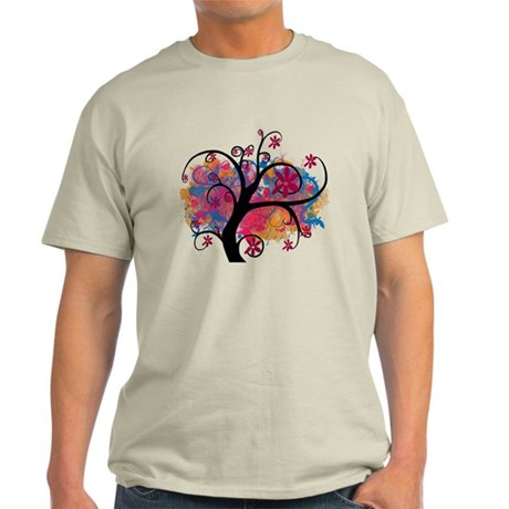 FUNKY TREE! Light T-Shirt