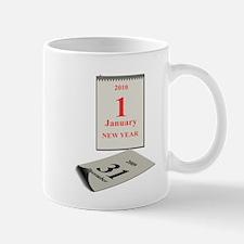 2010 Calendar Mug