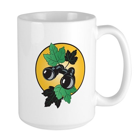 Birdwatcher Large Mug
