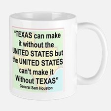 TEXAS CAN MAKE IT WITHOUT THE UNITED STATES...