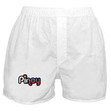 pinoy Boxer Shorts