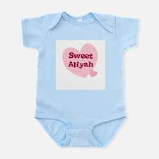 Sweet Aliyah Infant Creeper