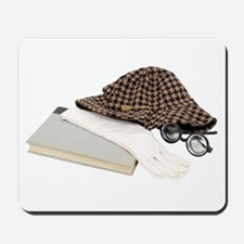 Bookworm accessories Mousepad