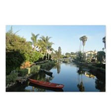 Venice Beach Canals Postcards (Package of 8)
