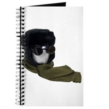Funny Aviator goggles Journal
