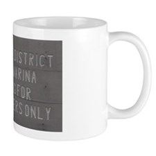 Weekapaug Fire District Marina Mug