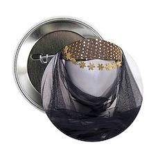 """Unique Arabian nights 2.25"""" Button"""