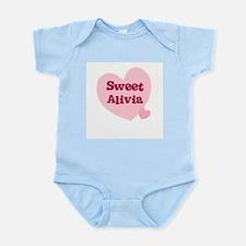 Sweet Alivia Infant Creeper
