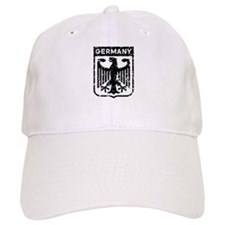 Germany Coat Of Arms Baseball Cap