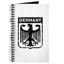 Germany Coat Of Arms Journal