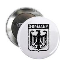 """Germany Coat Of Arms 2.25"""" Button"""